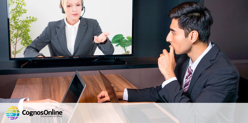 La capacitación virtual, es otra metodología apta para realizar un trabajo óptimo cuando se presentan situaciones que no permiten la formación presencial.